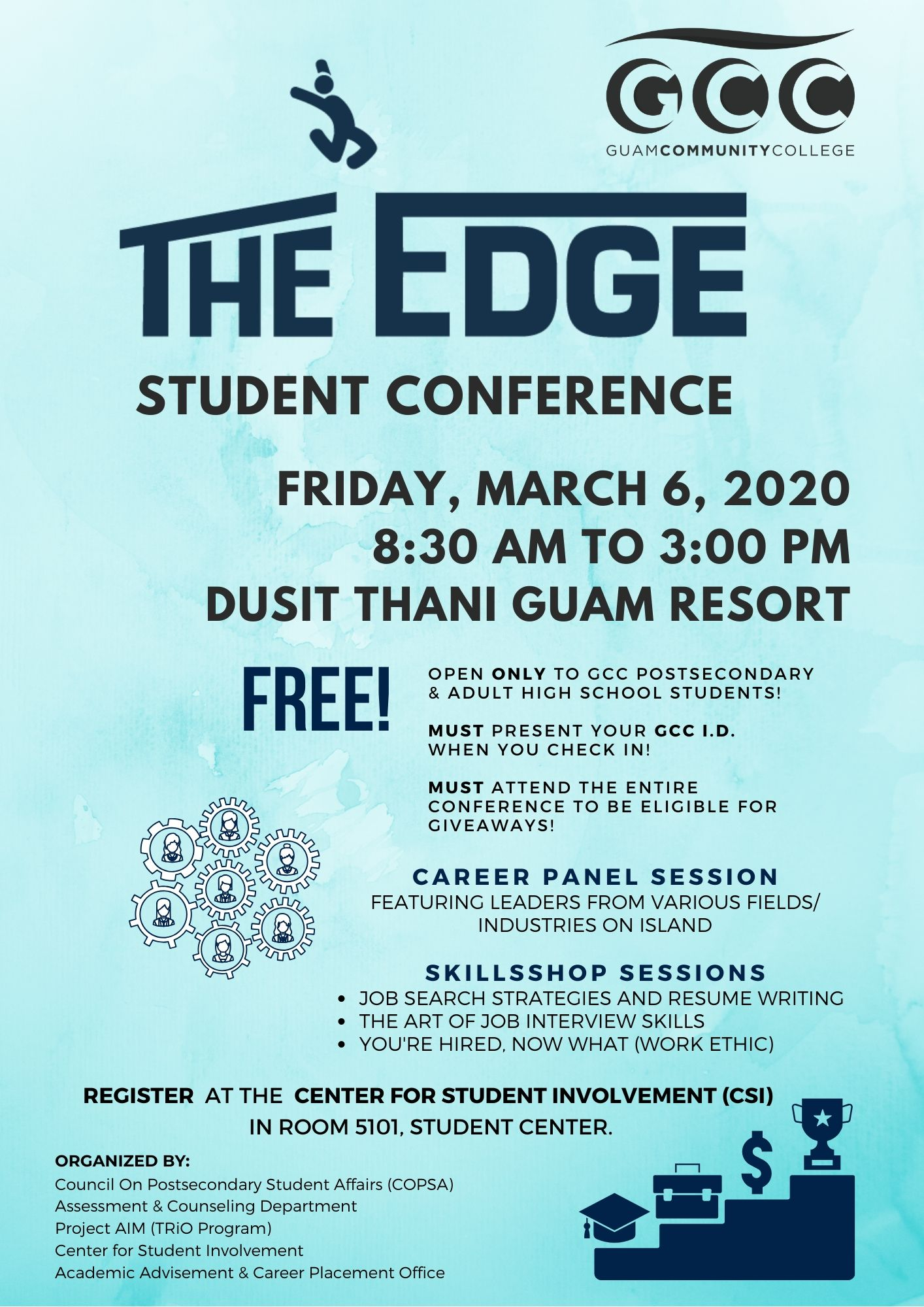 Spring 2020 EDGE Conference
