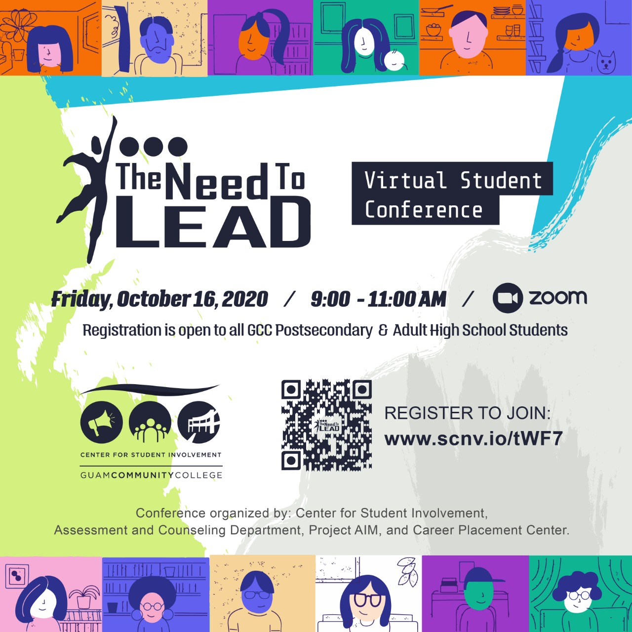 2020 NEED TO LEAD VIRTUAL STUDENT CONFERENCE