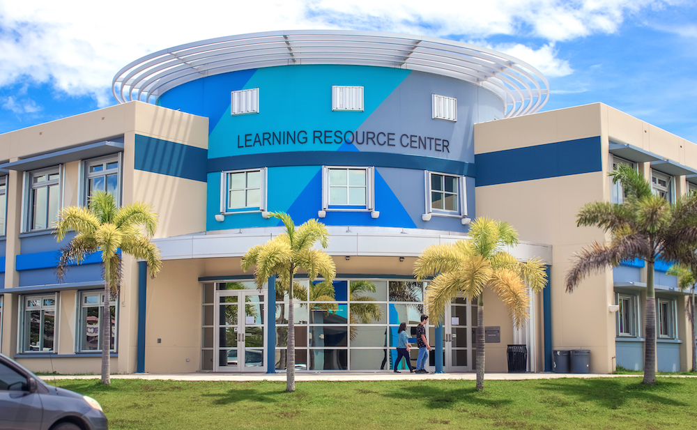 Library/Learning Resource Center - Guam Community College