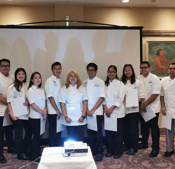 Certified Culinarian designation from the American Culinary Federation Education Foundation