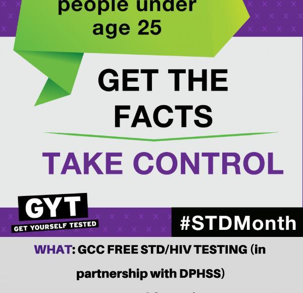 FREE STD/HIV Testing