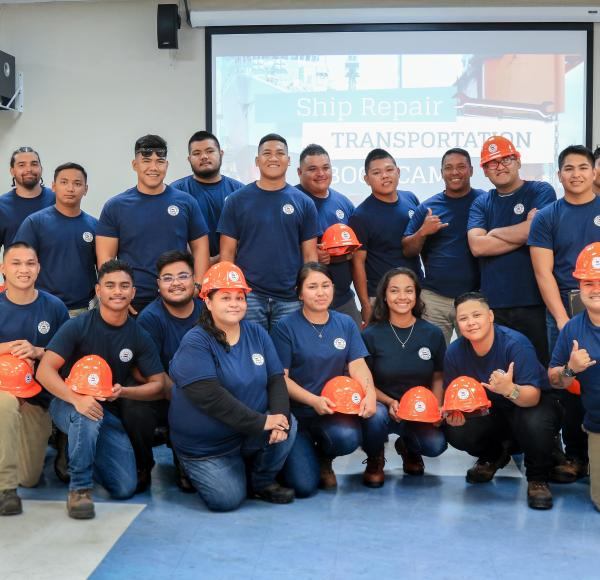 Congratulations to the Ship Repair Transportation Boot Camp Students!