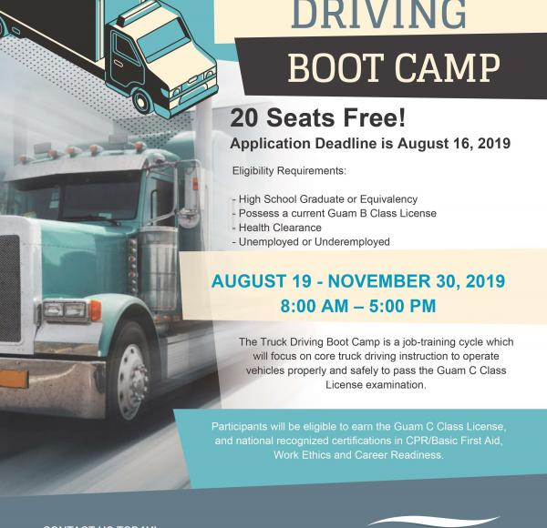 Truck Driving Boot Camp